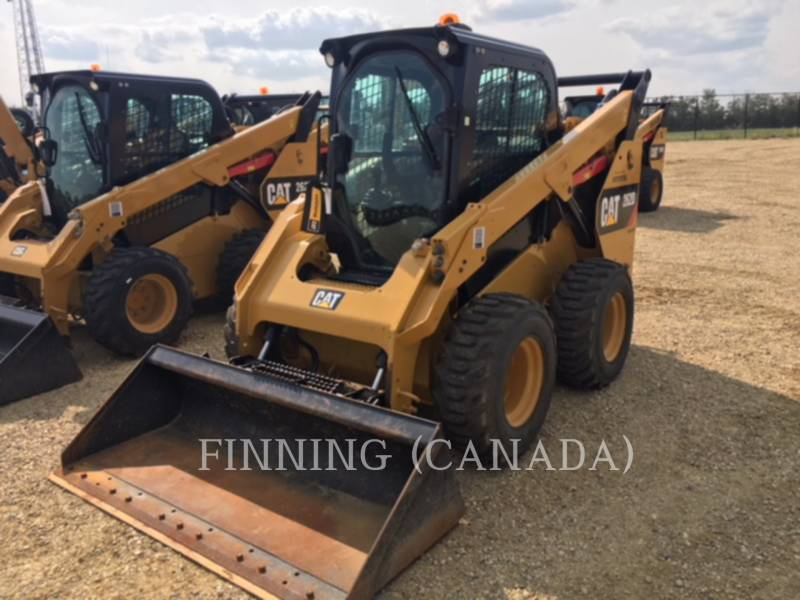 CATERPILLAR PALE COMPATTE SKID STEER 262DLRC equipment  photo 1