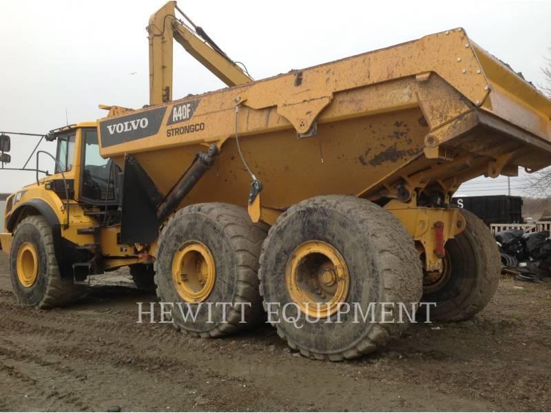 VOLVO CONSTRUCTION EQUIPMENT ARTICULATED TRUCKS A40F equipment  photo 3