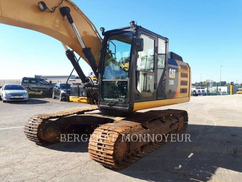 CATERPILLAR EXCAVADORAS DE CADENAS 320E equipment  photo 9