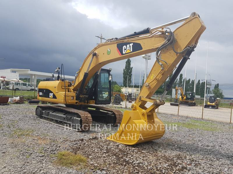 CATERPILLAR ESCAVATORI CINGOLATI 323DLN equipment  photo 1