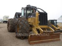 Caterpillar SILVICULTURĂ – EXCAVATOR FORESTIER 545C equipment  photo 4