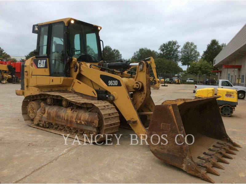 CATERPILLAR KETTENLADER 963D equipment  photo 1