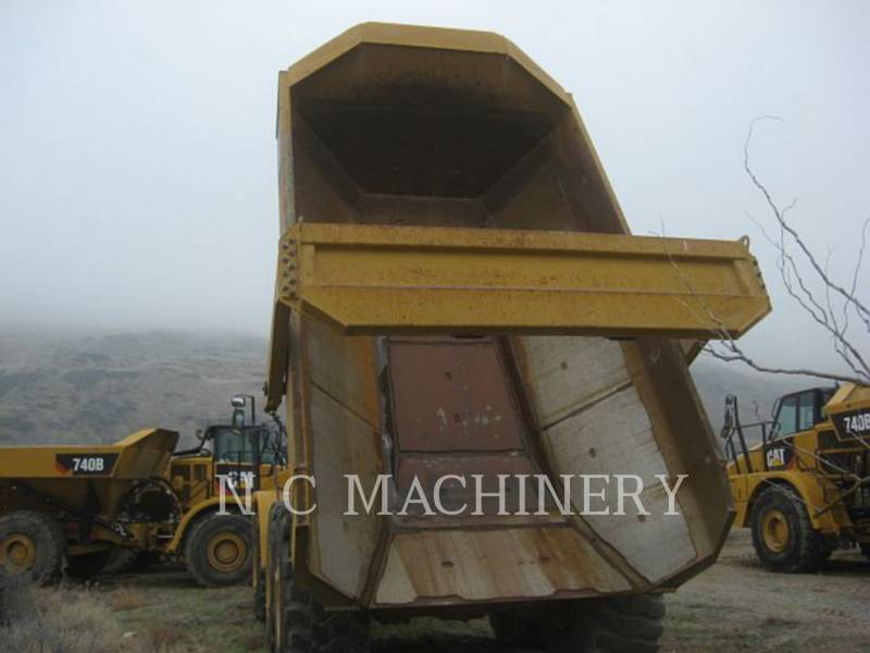 CATERPILLAR ARTICULATED TRUCKS 740B equipment  photo 8