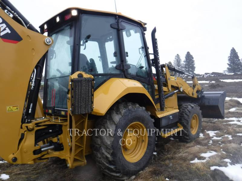 CATERPILLAR RETROEXCAVADORAS CARGADORAS 420F24ETCB equipment  photo 5
