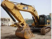 Equipment photo CATERPILLAR 349 D L (ME) TRACK EXCAVATORS 1