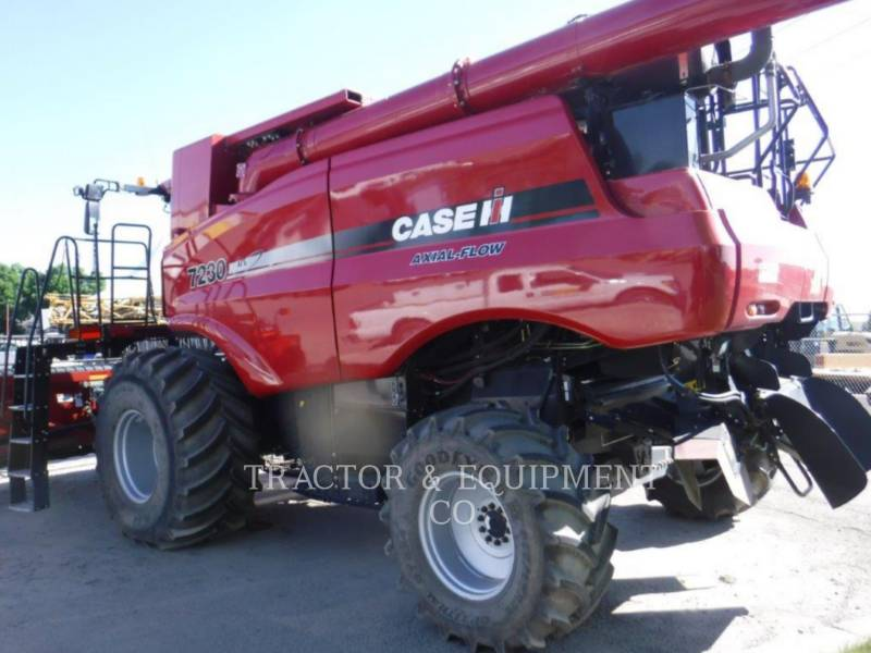 CASE COMBINES 7230 equipment  photo 4