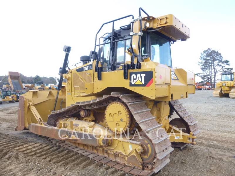 CATERPILLAR TRACK TYPE TRACTORS D6TXL-T4 equipment  photo 5
