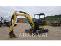 Equipment photo YANMAR VIO35 TRACK EXCAVATORS 1