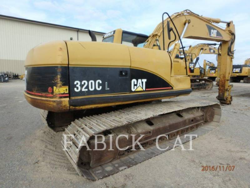 CATERPILLAR EXCAVADORAS DE CADENAS 320C LH equipment  photo 4
