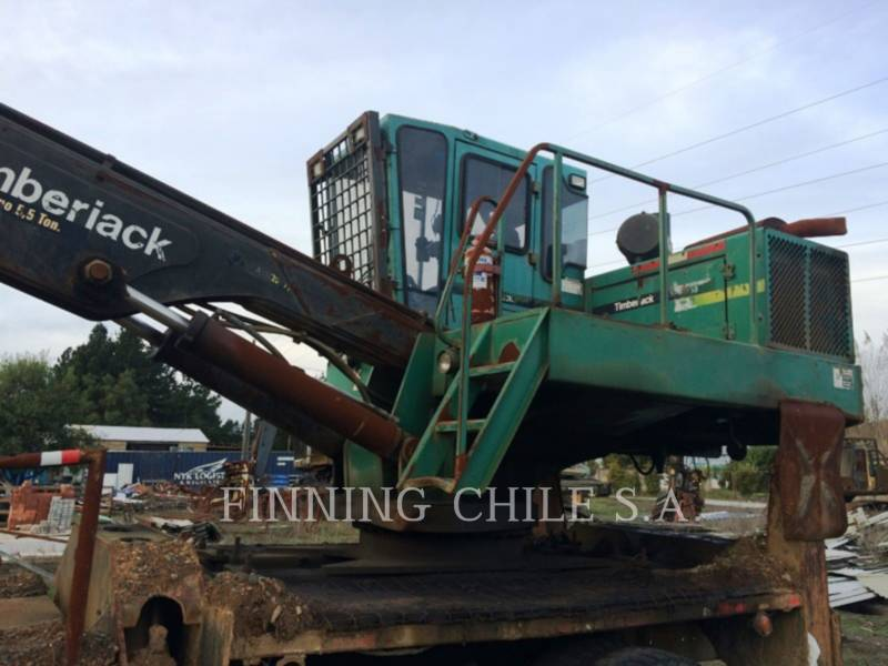 TIMBERJACK INC. GRÚAS 330B equipment  photo 1