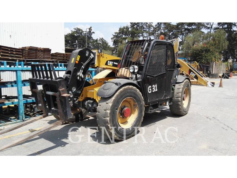 CATERPILLAR TELEHANDLER TH406C equipment  photo 3