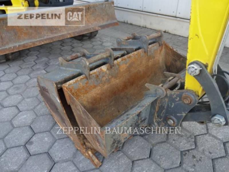 WACKER CORPORATION KETTEN-HYDRAULIKBAGGER EZ80 equipment  photo 11