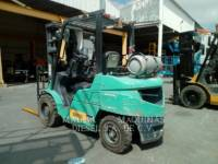 CATERPILLAR LIFT TRUCKS FORKLIFTS FG30N equipment  photo 4