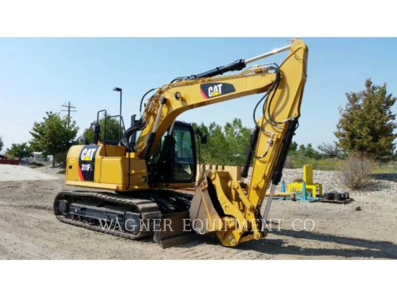 CATERPILLAR トラック油圧ショベル 311FLRR equipment  photo 4