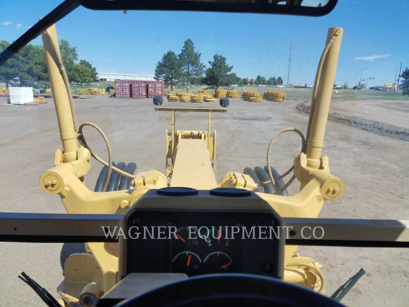 Caterpillar AUTOGREDERE 140HNA equipment  photo 17
