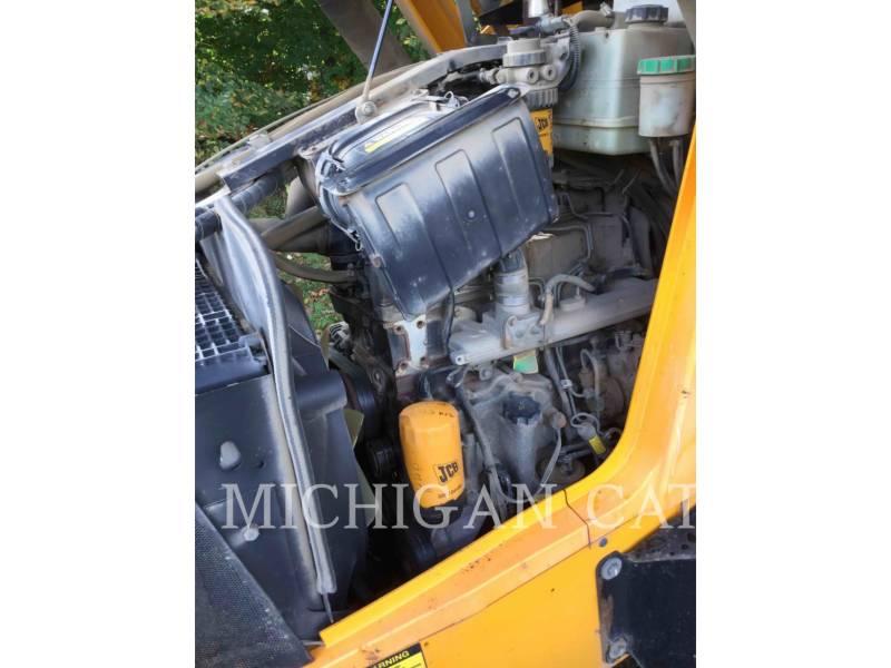 JCB BAGGERLADER 3CX equipment  photo 10