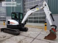BOBCAT PELLES SUR CHAINES E50 equipment  photo 3