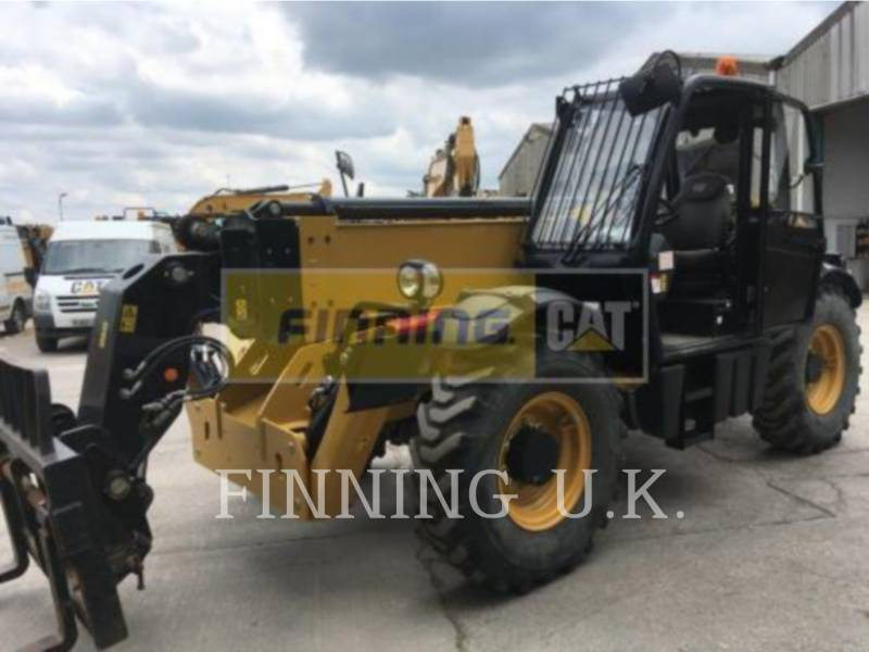 CATERPILLAR TELEHANDLER TH417CGC equipment  photo 5