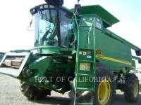 Equipment photo JOHN DEERE 9650 CTS GT10668 COMBINADOS 1