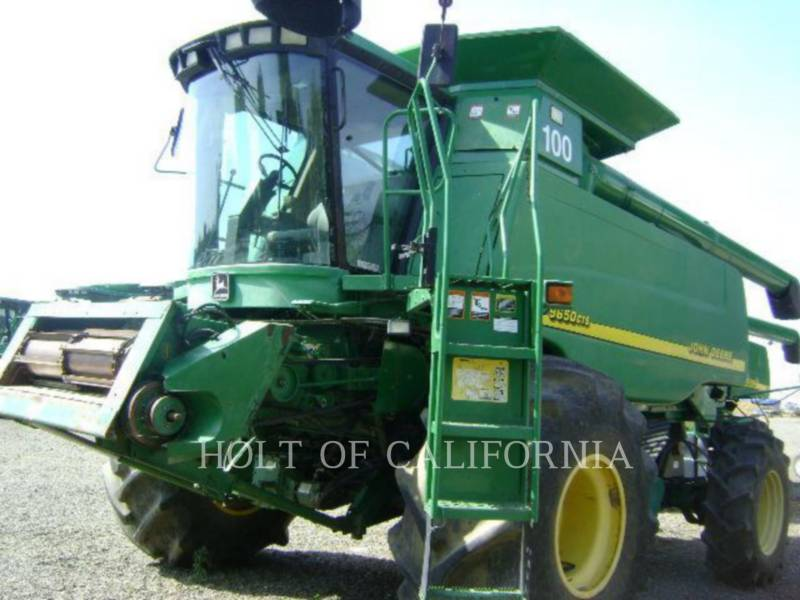 JOHN DEERE КОМБАЙНЫ 9650 CTS GT10668 equipment  photo 1