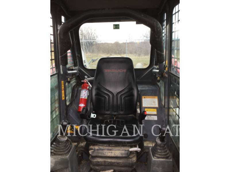 TAKEUCHI MFG. CO. LTD. MULTI TERRAIN LOADERS TL10 equipment  photo 5