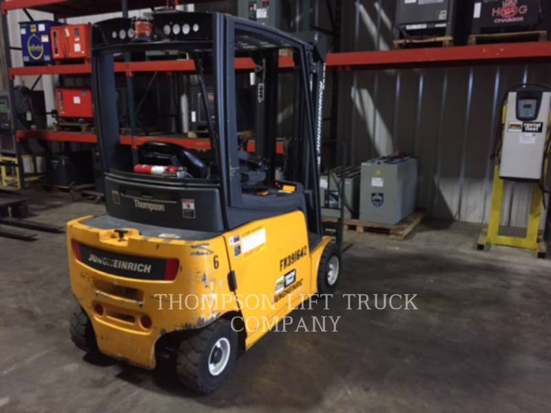JUNGHEINRICH FORKLIFTS EFG320 equipment  photo 4