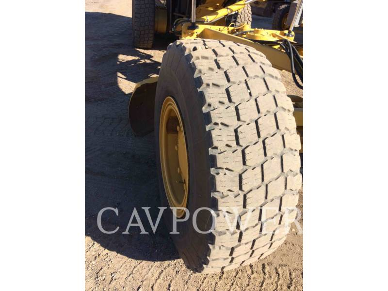 CATERPILLAR MOTOR GRADERS 140M2AWD equipment  photo 17