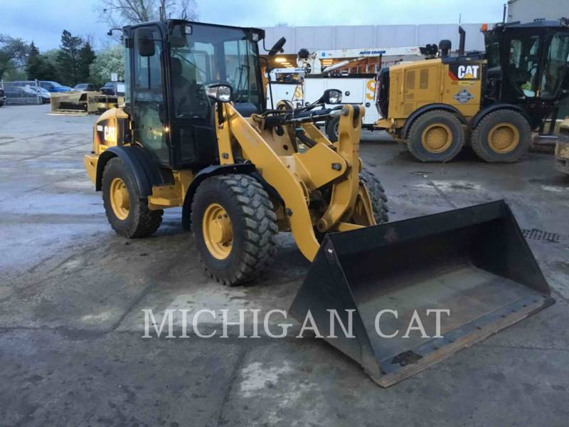CATERPILLAR WHEEL LOADERS/INTEGRATED TOOLCARRIERS 906H2 AR equipment  photo 1