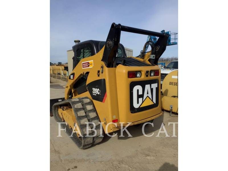 CATERPILLAR CARGADORES MULTITERRENO 289C2C3TL2 equipment  photo 3