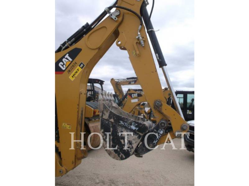 CATERPILLAR RETROEXCAVADORAS CARGADORAS 420FIT equipment  photo 6