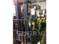 Equipment photo MITSUBISHI CATERPILLAR FORKLIFT GP20NM ELEVATOARE CU FURCĂ 1