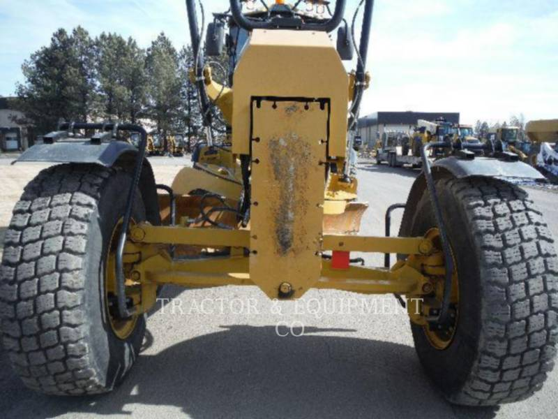 CATERPILLAR MOTORGRADERS 160M2 equipment  photo 2