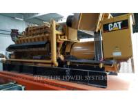 Equipment photo CATERPILLAR G3520C FISSO - GAS NATURALE (OBS) 1