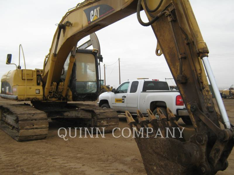 CATERPILLAR トラック油圧ショベル 320CL equipment  photo 2