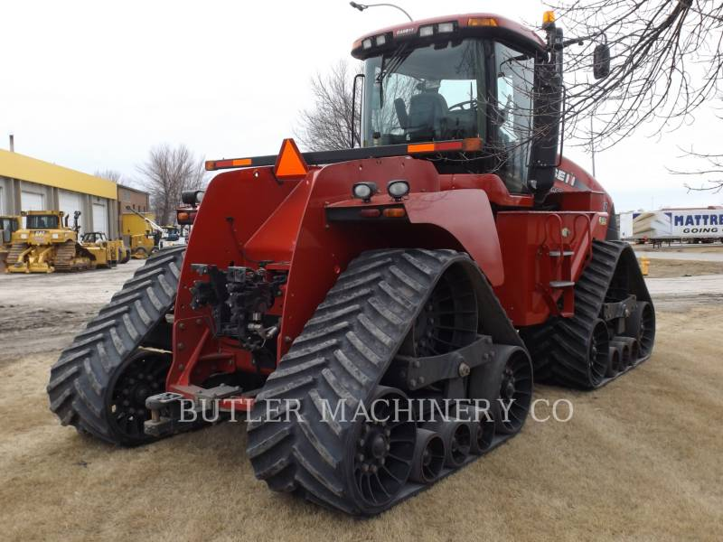 CASE/INTERNATIONAL HARVESTER 農業用トラクタ 550QUAD equipment  photo 4