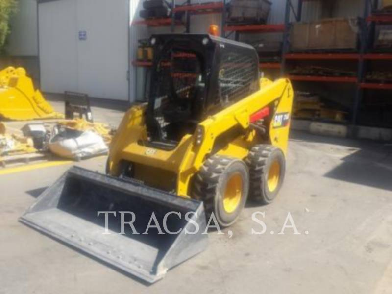 CATERPILLAR CHARGEURS COMPACTS RIGIDES 236DLRC equipment  photo 1