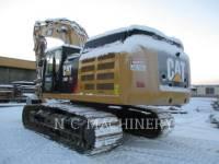 CATERPILLAR TRACK EXCAVATORS 349FL equipment  photo 4