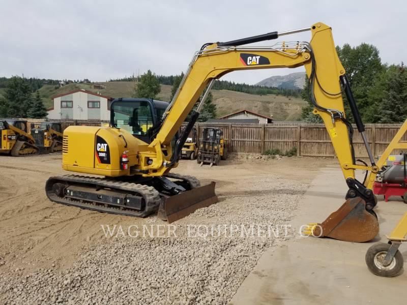 CATERPILLAR TRACK EXCAVATORS 308E2CR SB equipment  photo 4
