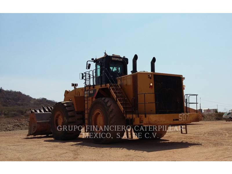 CATERPILLAR PÁ-CARREGADEIRAS DE RODAS/ PORTA-FERRAMENTAS INTEGRADO 993K equipment  photo 9