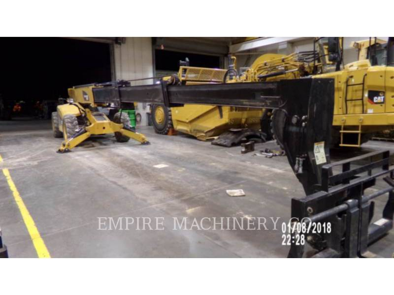 CATERPILLAR テレハンドラ TL1255D equipment  photo 1