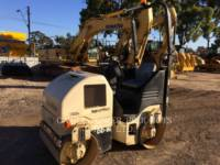 Equipment photo INGERSOLL-RAND DD16 VIBRATORY DOUBLE DRUM ASPHALT 1