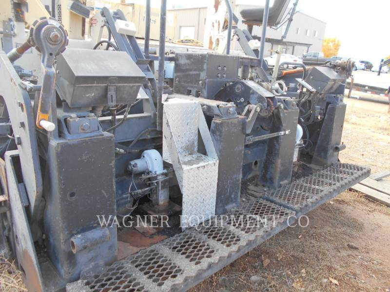 BLAW KNOX / INGERSOLL-RAND ASPHALT PAVERS PF5510 equipment  photo 6