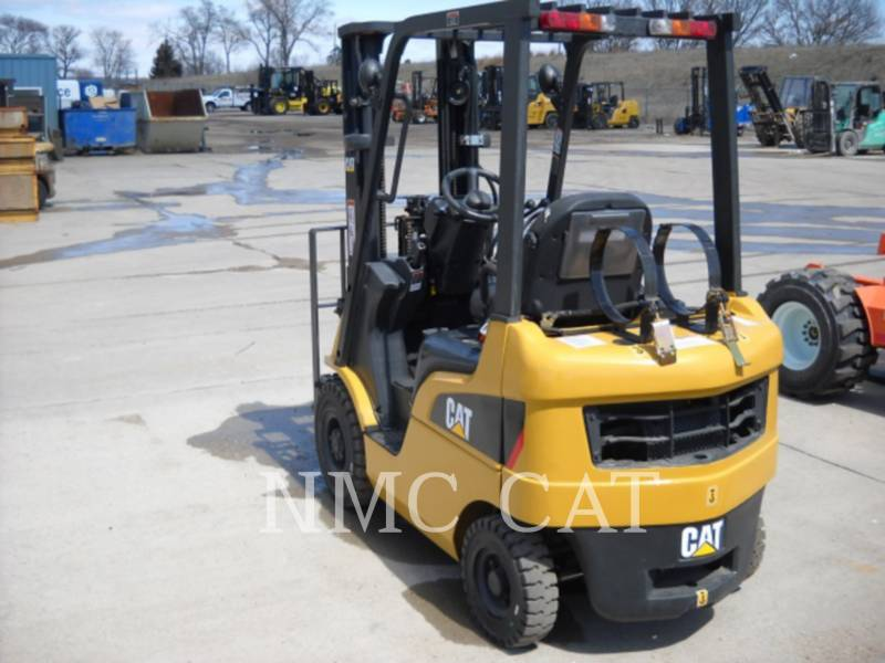CATERPILLAR LIFT TRUCKS GABELSTAPLER 2P3000_MC equipment  photo 2