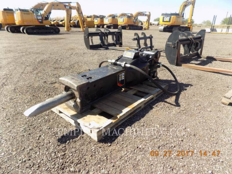 CATERPILLAR МАССА - МОЛОТ H120ES equipment  photo 2