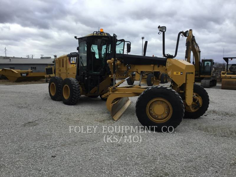 CATERPILLAR モータグレーダ 120M2AWD equipment  photo 2