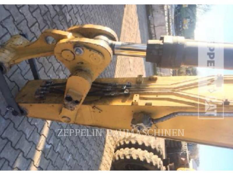 CATERPILLAR КОЛЕСНЫЕ ЭКСКАВАТОРЫ M322D equipment  photo 12