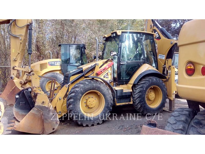 CATERPILLAR RETROEXCAVADORAS CARGADORAS 444F equipment  photo 9