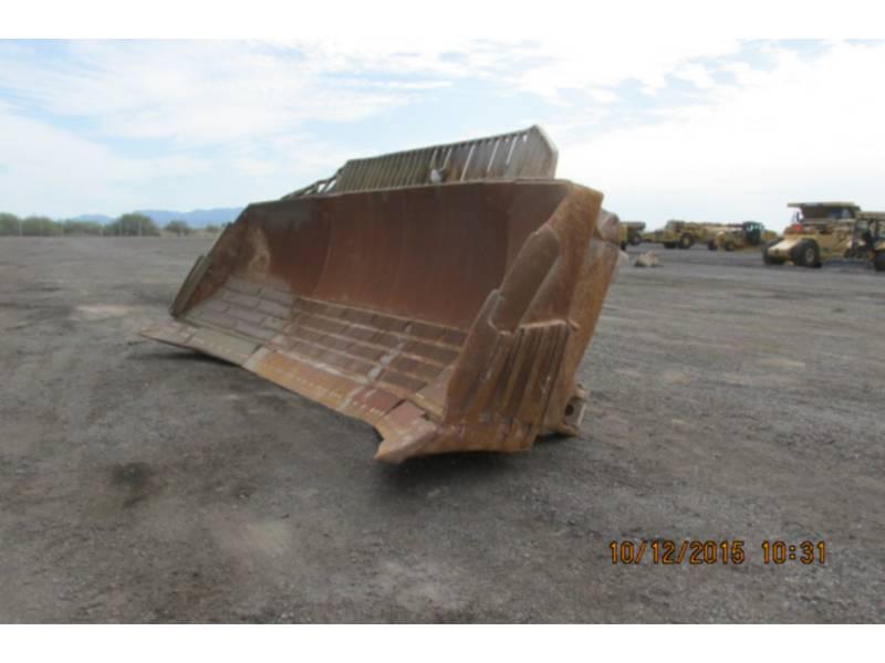 CATERPILLAR TRACK TYPE TRACTORS D11T equipment  photo 12