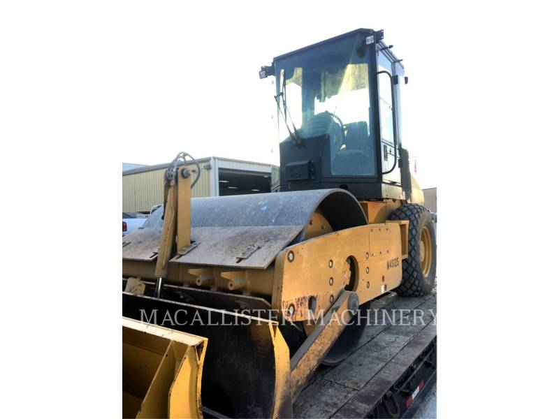 CATERPILLAR COMPACTADORES DE SUELOS CS44 equipment  photo 3