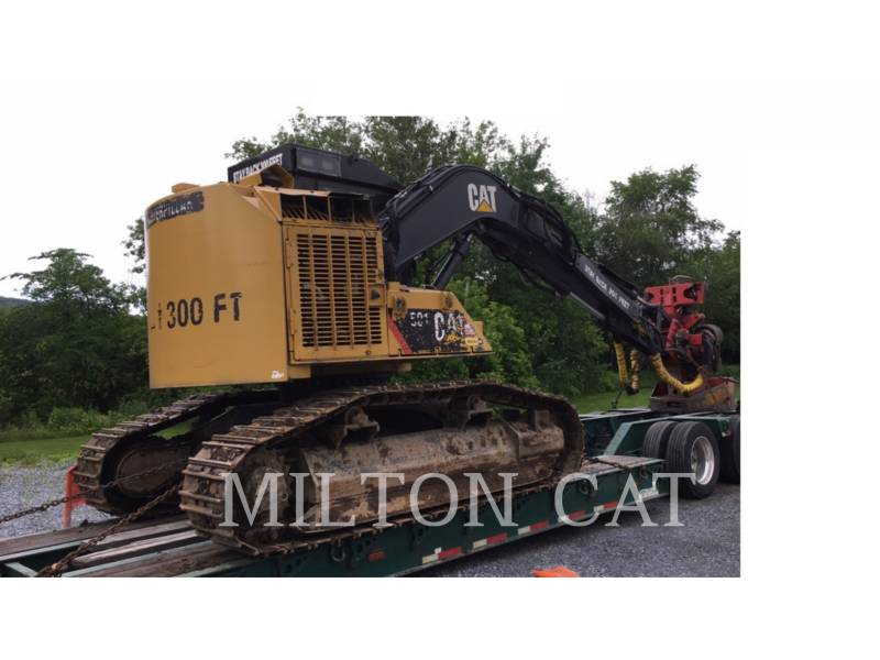 CATERPILLAR FORESTAL - COSECHADORA 501 HD equipment  photo 3